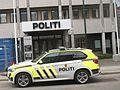 Politibil Kristiansand politistasjon 0992 ø 2017.jpg