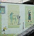Pomar, Júlio, painel de azulejos, c 1958, Av Infante Santo, Lisboa.jpg