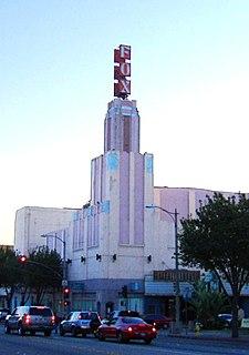 Pomona Fox Theater movie theater in Pomona, Los Angeles County, California
