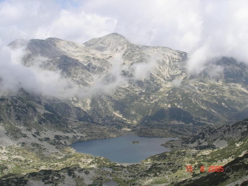 Popovo ezero ot Jano