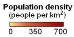 Population density key
