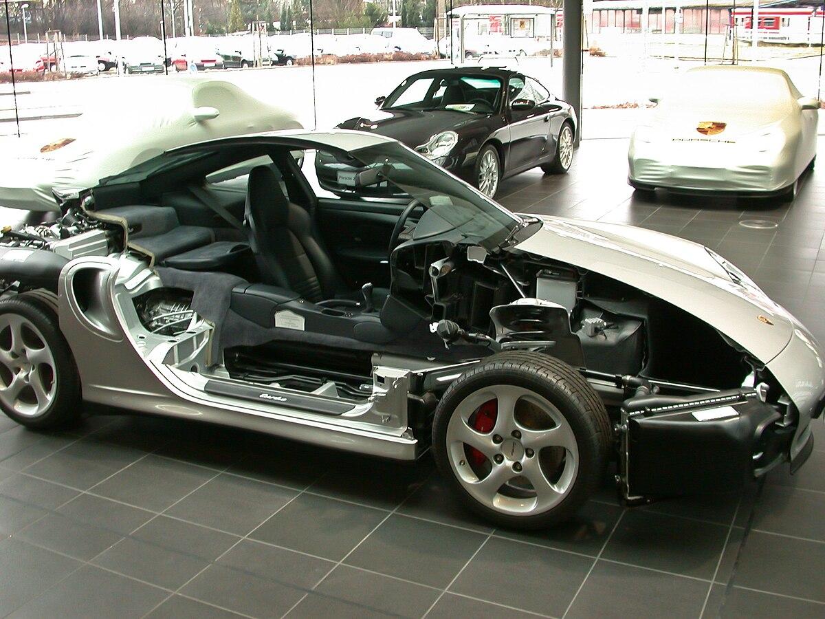 Px Porsche Halbiert Seite