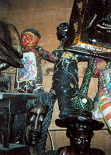 What Is Voodoo >> Haitian Vodou - Wikipedia