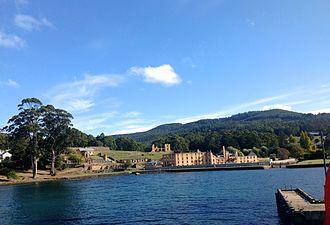 Port Arthur, Tasmania - Port Arthur, Tasmania as a tourist place