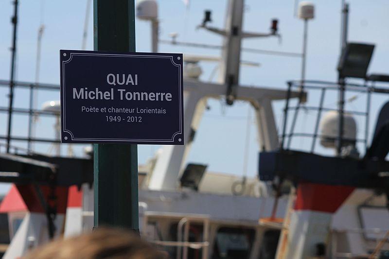 Michel Tonnerre il quai