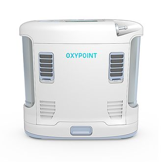 Portable oxygen concentrator - A lightweight portable oxygen concentrator: Inogen One G3 (2,2 kg)