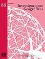 Portada revista investigaciones geográficas número 86.jpg