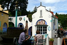 Portmeirion - Battery Square 2 Lady´s Lodge