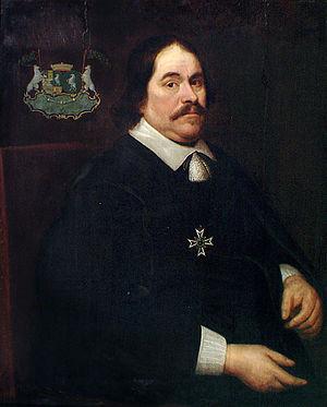 Cornelius Lampsins - Image: Portrait of Cornelis Lampsins, baron of Tobago