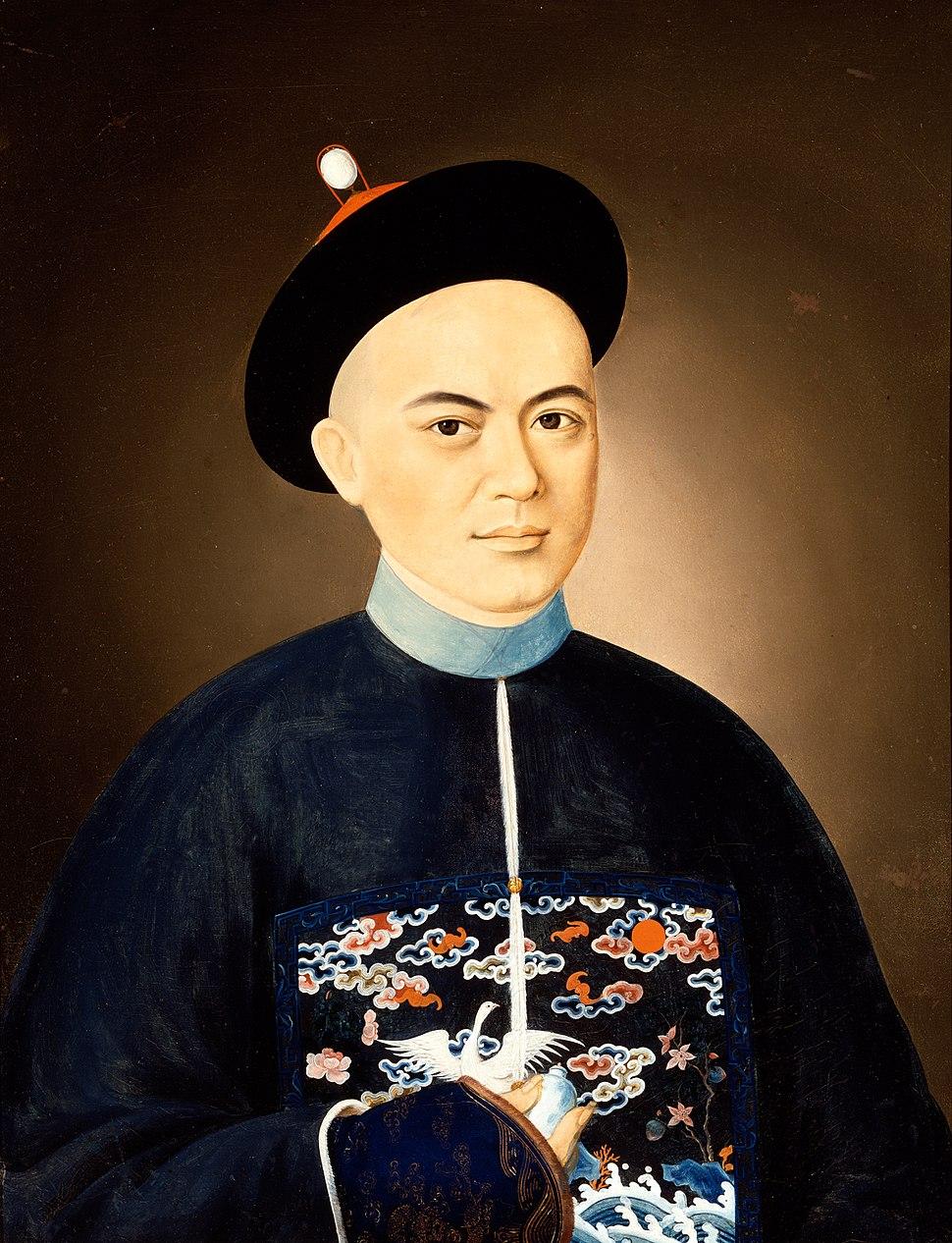 Portrait of Eshing