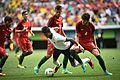 Portugal x Alemanha - Futebol masculino - Olimpíadas Rio 2016 (28673420450).jpg