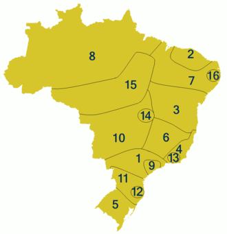 Brazilian Portuguese - Variants and sociolects of Brazilian Portuguese.