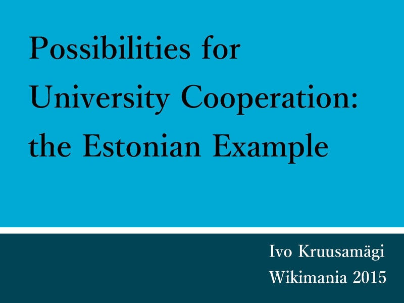 File:Possibilities for university cooperation the Estonian example.pdf