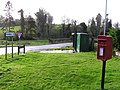 Postbox at Murley Crossroads - geograph.org.uk - 303743.jpg