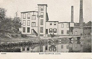 East Hampton, Connecticut - Summit Thread Company, 1906