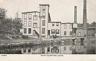 East Hampton, Connecticut - Summit Thread Company, 1906