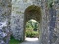 Postern Gate Pevensey Castle - geograph.org.uk - 1410486.jpg