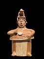 """Pot à couvercle anthropomorphe, exposition """"Mayas"""", Musée du Quai Branly, Paris.jpg"""