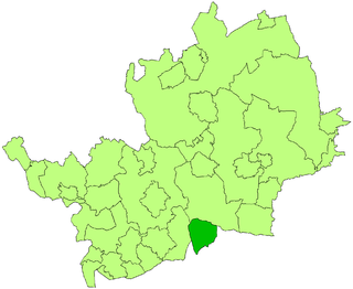 Potters Bar Urban District