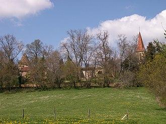 Pouylebon - Image: Pouylebon (Gers, France)