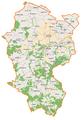 Powiat złotoryjski location map.png