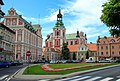 Poznan Fara from Kolegiacki sqaure.jpg