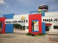 Praça em Campo Verde MT - panoramio.jpg