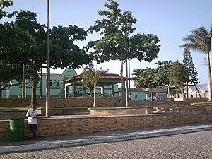 Esperança, Paraíba - Image: Praca cultura esperanca