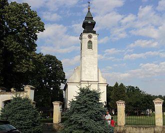 Borovo, Croatia - Serbian Orthodox Church of St. Stephen in Borovo