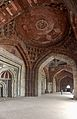 Prayer Hall - Qila-e-Kuhna Masjid - Northward View - Old Fort - New Delhi 2014-05-13 2879-2881 Compress.JPG
