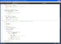 Première capture d'écran de Sublime Text.png