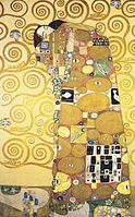 Preparatory design - Klimt - Stoclet Palace.jpg