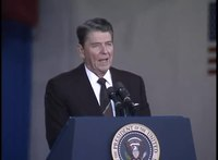 File:President Reagan's Remarks at the Johnson Space Center on September 22, 1988.webm