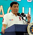President Rodrigo Roa Duterte in Davao City 2.jpg