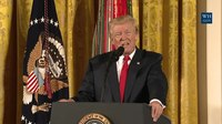 File:President Trump Presents the Medal of Honor.webm