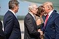 President Trump and Mrs. Trump Arrive in Ohio (48482687627).jpg