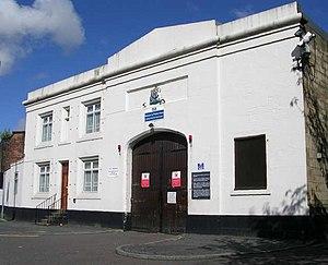 HM Prison Preston - Image: Preston Prison Ribbleton Street geograph.org.uk 529975