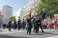 Pride in London 2016 - Uniformed members of the Metropolitan Police in the parade.png
