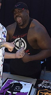 Keith Lee (wrestler) American professional wrestler