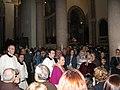 Processione del Fercolo argenteo della Madonna della Lettera e della reliquia del Sacro Capello - Cattedrale di Messina - Sicily - Italy - 3 June 2013 - (8).jpg