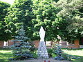 Proszowice - figurka Matki Boskiej (1.VI.2008).JPG