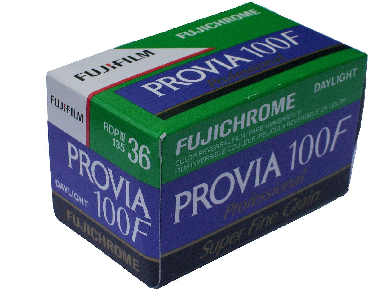 Provia wikipedia for What is provia