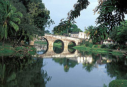 Yayabo Bridge over the Yayabo River