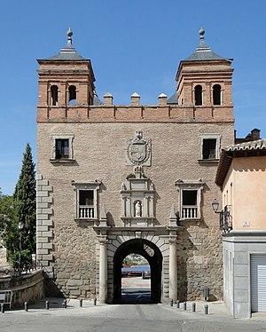 Cambrón Gate, Toledo, Spain Français : Porte d...
