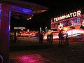Punch ball and Terminator, night.jpg