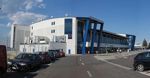 Pyrzowice - terminal B