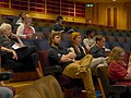 Q&A with the WMF Board of Trustees at Wikimania 2014 - audience 02.jpg