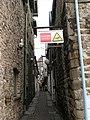 Quaint passageway - and blight - geograph.org.uk - 1199197.jpg