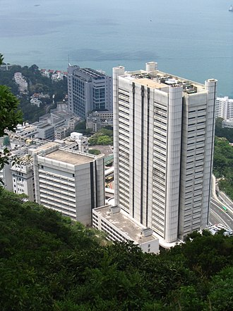 Queen Mary Hospital (Hong Kong) - Image: Queen Mary Hospital 2