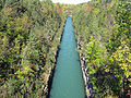 Queenston-Chippawa Canal flanked by forest.jpg